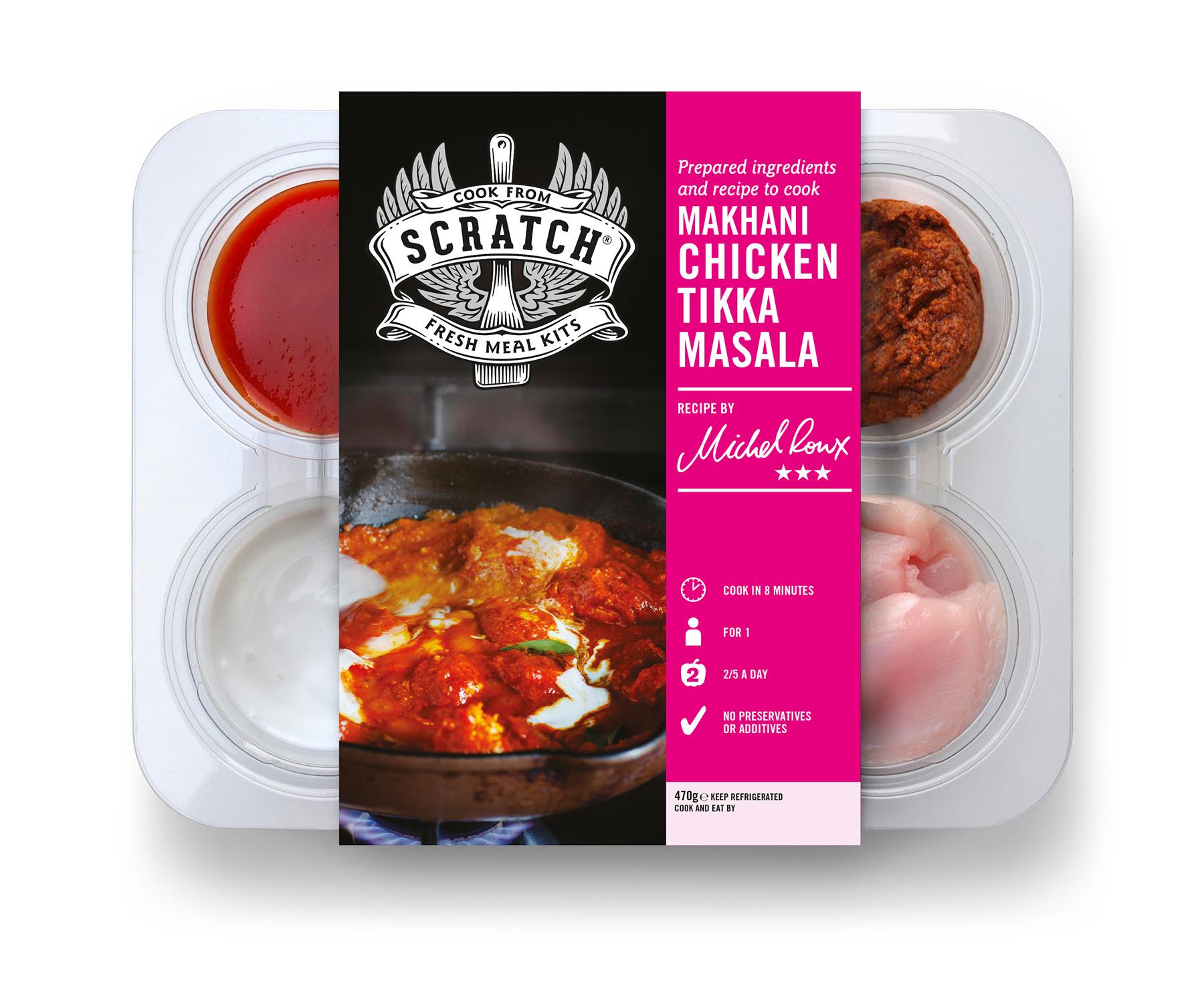Packaging design for Scratch