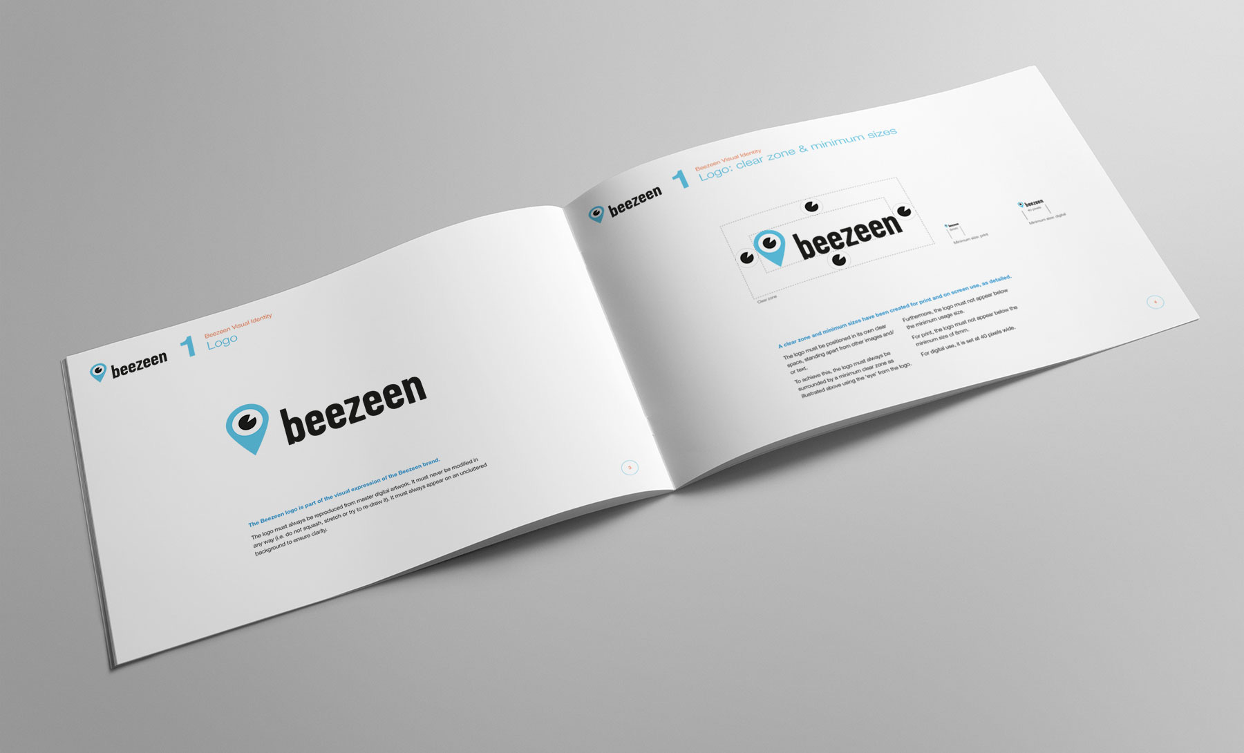brand design for business directory